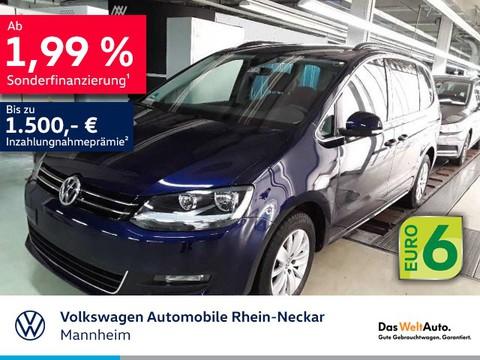 Volkswagen Sharan 1.4 TSI Comfortline Automatik