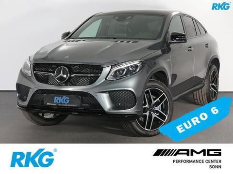 Mercedes GLE 43 AMG Coupé Harman
