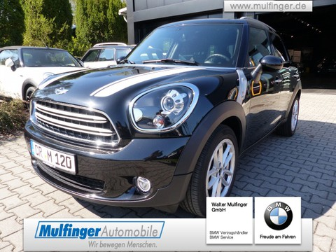 MINI Cooper D Country man Pepper
