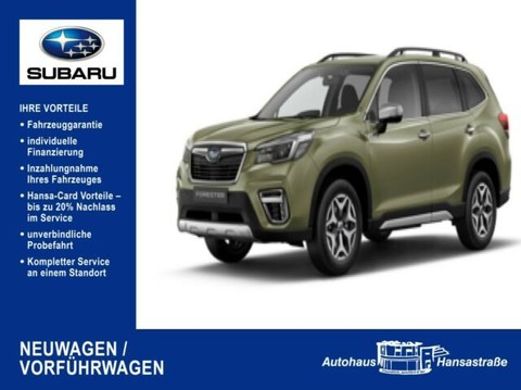 Subaru Forester 2.0 ie Comfort Lineartronic