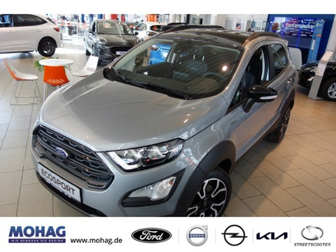 Ford EcoSport 1.0 Active Ecoboost WinterPaket-