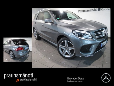 Mercedes-Benz GLE 250 d AMG KLA Spur-Paket