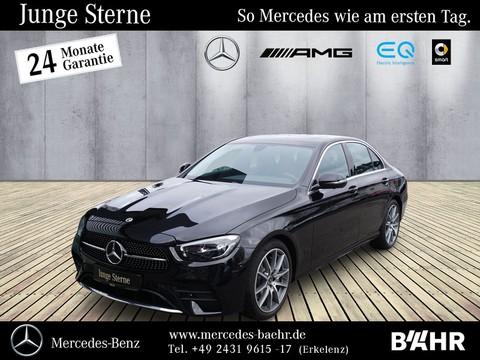 Mercedes-Benz E 220 d AMG Exclusive MBUX