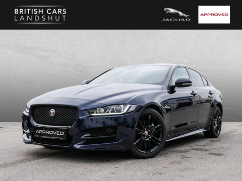 Jaguar XE 20d R-Sport Black-Pack