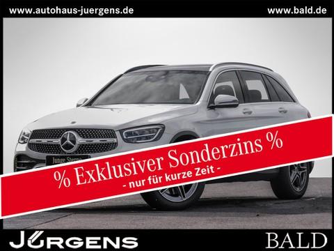 Mercedes-Benz GLC 200 d AMG-Sport Wide 19