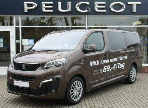 Peugeot Traveller Business L3 Blue-HDI 180
