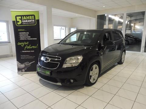 Chevrolet Orlando 2.0 LTZ