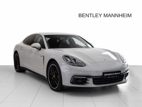 Porsche Panamera 4 E-Hybrid - MY2018 - Sytem
