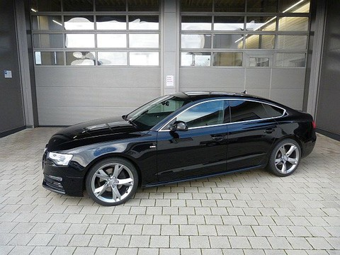 Audi A5 2.0 TDI quattro Sportback