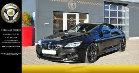 BMW M6 Gran Coupe HARMAN-KARDON