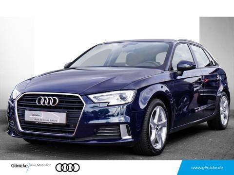 Audi A3 1.5 TFSI Sportback sport Vorb