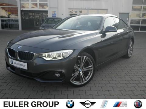BMW 430 Gran Coupe d xDrive Sport Li 19 Stop Go