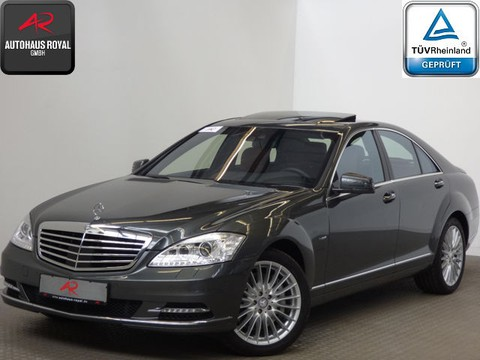 Mercedes S 500 DESIGNO HIGH 145T EUR