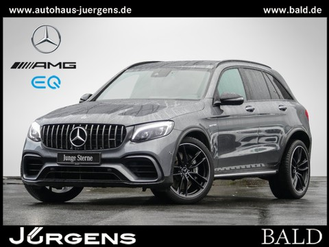 Mercedes-Benz GLC 63 AMG Performance Carbon Burm 21