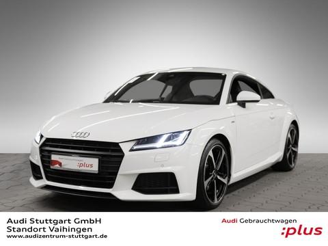 Audi TT 1.8 TFSI Coupé S line