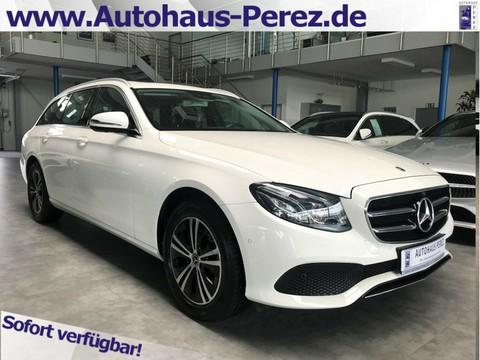 Mercedes-Benz E 200 T Avantgarde --°
