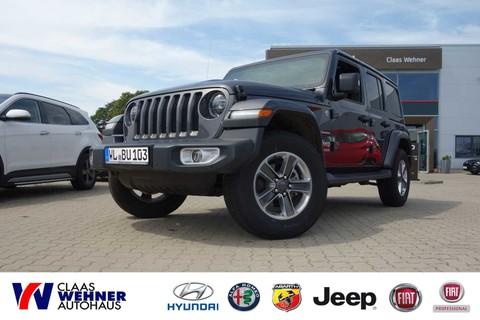 Jeep Wrangler 2.0 T-GDI Unlimited Hardtop AWD Sahara