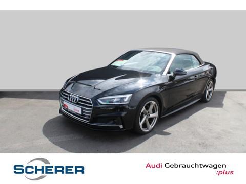 Audi A5 3.0 TDI Cabriolet S line quat Massage