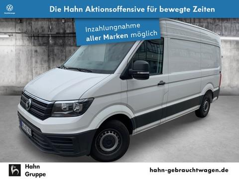 Volkswagen Crafter 35 Holzboden beheizbare Frontscheibe