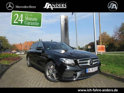 Mercedes-Benz E 300 de T AMG Burmester Fahrassist °