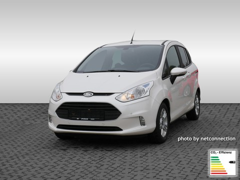 Ford B-Max 1.0 EcoBoost Cool & Connect ARKTISWEISS
