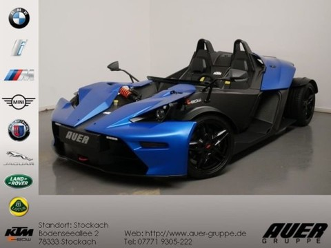 KTM X-BOW R Roadster Powerparts Sonderlack