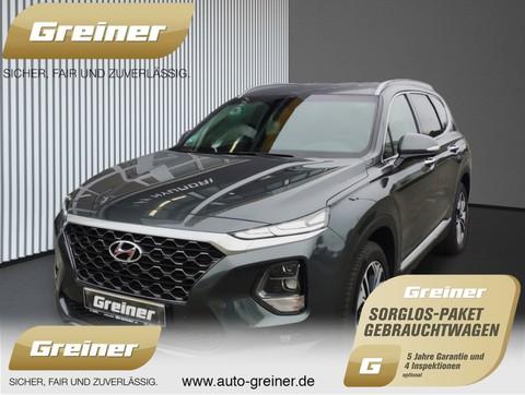 Hyundai Santa Fe 2.2 CRDi Premium |||