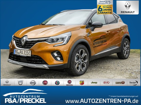 Renault Captur 9.3 INTENS E-TECH PLUG-in 160