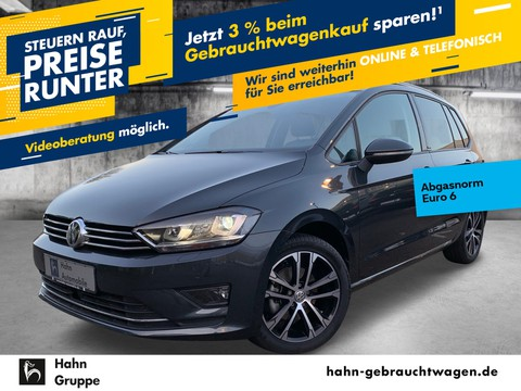 Volkswagen Golf Sportsvan 1.4 TSI Allstar Einpark