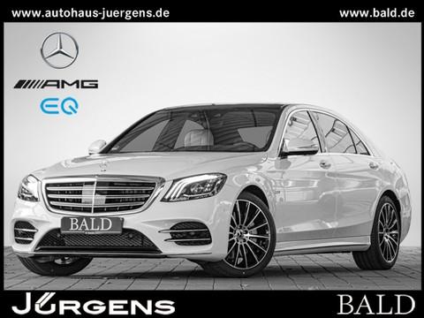 Mercedes-Benz S 560 e lang AMG 20 Chauffeur TV Burm