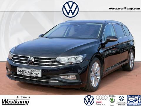 Volkswagen Passat Variant 1.5 TSI Business R-Line Sportpaket Anh Kpl Side