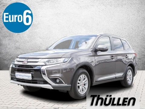 Mitsubishi Outlander 2.0 -Star Benzin