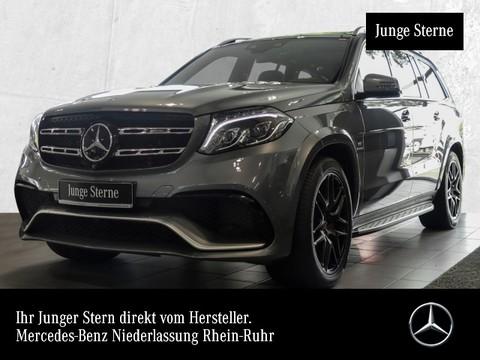 Mercedes GLS 63 AMG Perf-Lenk ° Airmat