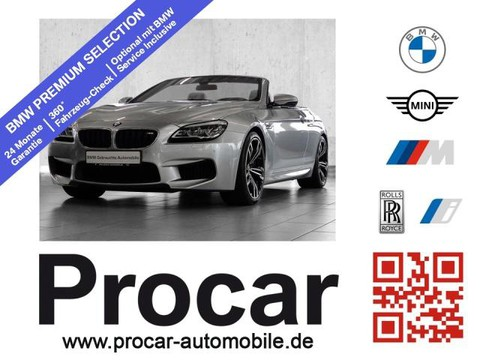 BMW M6 0.0 Cabrio Competition Paket UPE 1730 Euro