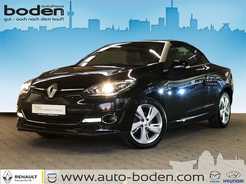 Renault Megane Luxe dCi 110FAP