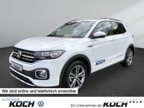 Volkswagen T-Cross 1.0 TSI ückfahrkamera Licht-und Sicht