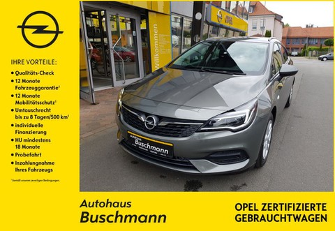 Opel Astra 1.2 Turbo ST Edition