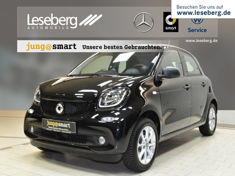 smart ForFour Passion NaviLED