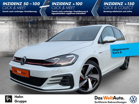 Volkswagen Golf 2.0 TSI GTI VII Performance