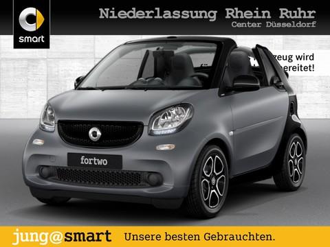 smart ForTwo cabrio 52kW passion