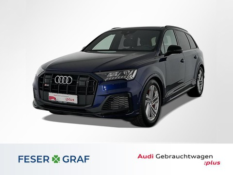 Audi SQ7 TDI Fahrw-Adv Nachts 20