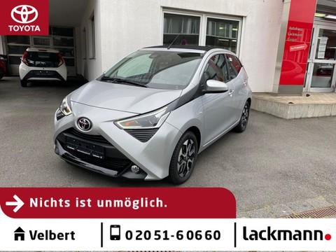 Toyota Aygo x-play Team Deutschland (AB1)