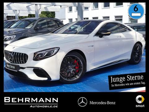 Mercedes-Benz S 63 AMG ° Vmax NFC