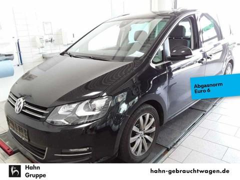 Volkswagen Sharan 2.0 TDI Highl Einpark
