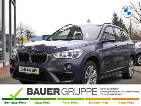 BMW X1 xDrive 20 d Sport Line xDrive20d