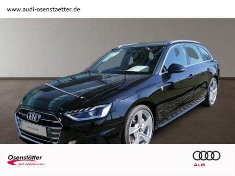 Audi A4 Avant 40 TDI advanced qu uD