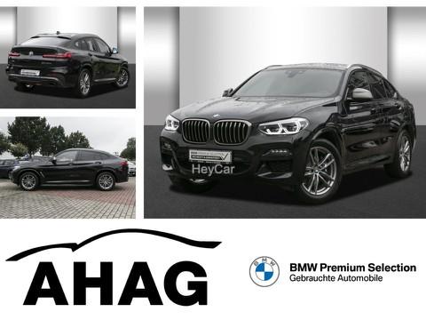 BMW X4 M40 d Innovationsp Sport
