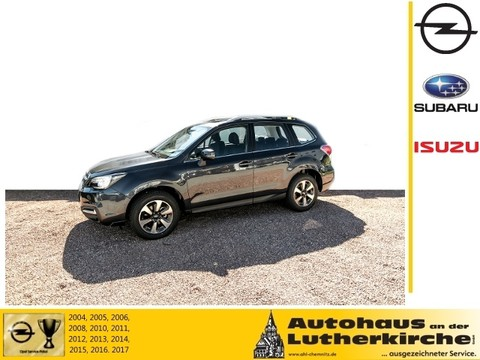 Subaru Forester 2.0 i Exclusive Automatik Ey