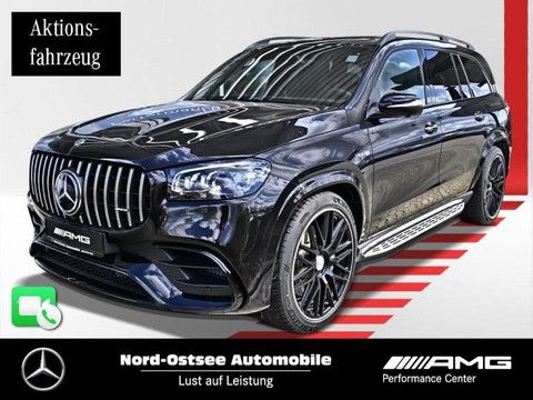Mercedes-Benz GLS 63 AMG VMAX NIGHT PERFORMANCE-ABGAS 23