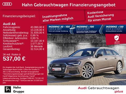 Audi A6 Avant 45TDI qua design EU6d-T